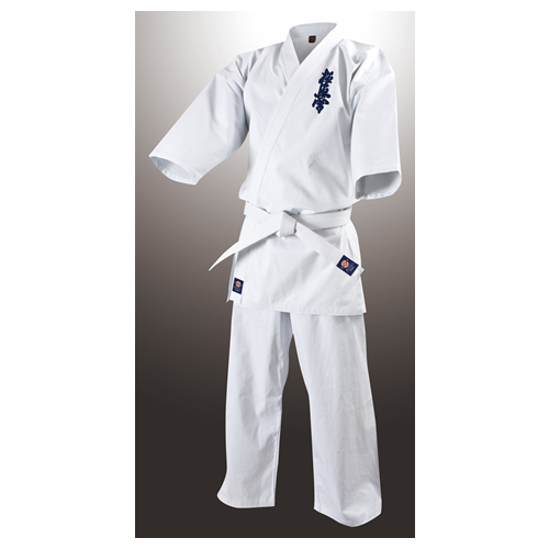 Made in China Kyokushin Karate Gi bleached (Base:K-350)