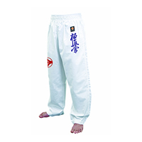 karate uniform Full Contact Karate Gi-bleached